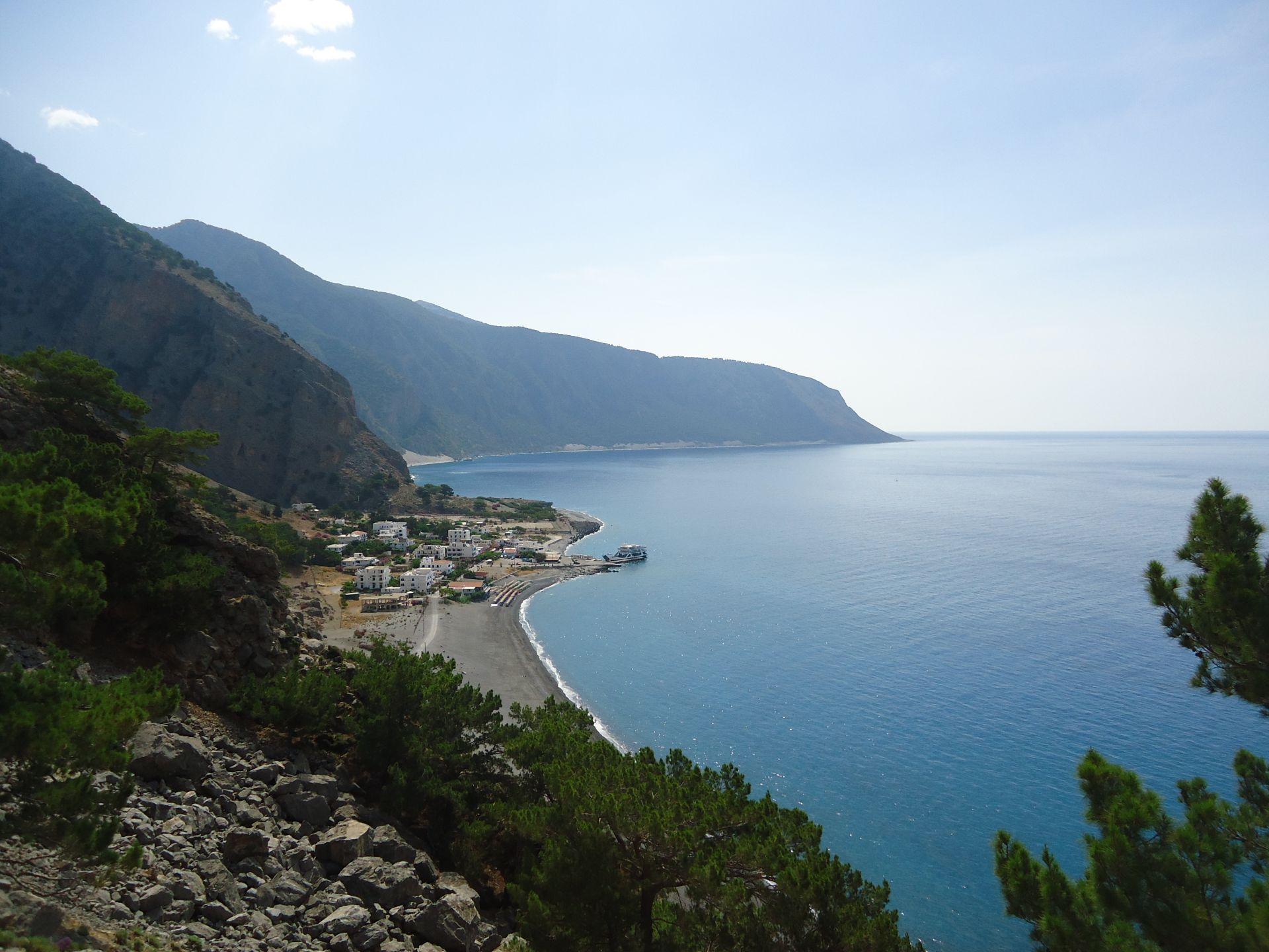 gorges_coastlines_&_tastes Evenos_Travel_agia_roumeli_samaria_gorge