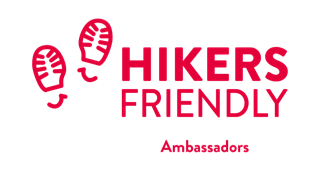 Hikers Friendly Ambassador logo